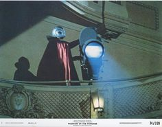 001 Phantom of the Paradise working theater light Press Kit Photo Phantom Of The Paradise, Phantom Of The Opera, Chris Stein, Robert Englund, Anna Karina, Saul Leiter, Press Kit, Evil Spirits, Debbie Harry