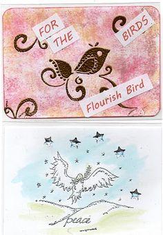 The Artist Trading Card Club.... 'Swap 'til You Drop'