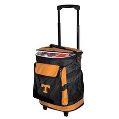 NCAA Tennessee Volunteers Rolling Cooler