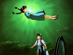 About every two years in Japan, we have a TV show of the famous Studio Ghibli animation film, Castle in the Sky (Tenku no Shiro Laputa). On ...