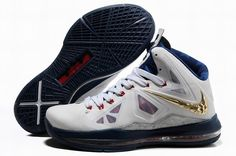 save off 771bf da297 Buy Nike Lebron 10 X+ Olympic Gold Medal White Navy Top Deals from Reliable Nike  Lebron 10 X+ Olympic Gold Medal White Navy Top Deals suppliers.