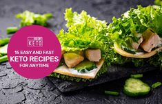 15 Easy and Fast Keto Recipes for Anytime - Kiss My Keto Low Carb Keto, Low Carb Recipes, Diet Recipes, Keto Egg Salad, Keto Supplements, Blender Recipes, Healthy Fats, Healthy Eating, No Carb Diets