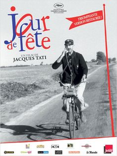 My first post on my blog-review of Jour de Fete!