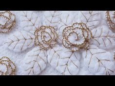 Crochet Doilies, Diy And Crafts, Crochet Patterns, Make It Yourself, Knitting, Youtube, Farmhouse Rugs, Tejido, Centerpieces