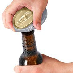 CRUSHED! Bottle Opener