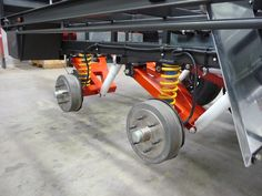 off road trailer suspension - Google Search