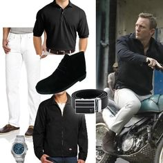 Quantum of Solace Haiti look $207