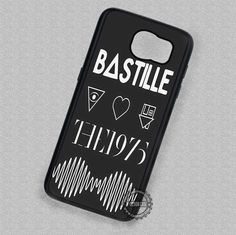 Four Rock Band Bastille The Neighborhood - Samsung Galaxy S7 S6 S5 Note 7 Cases & Covers