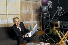 Ellen's Season 9 Photo Shoot! - Ellen DeGeneres Photo Gallery