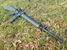 M16A4 Clone: Aero Precision Review - Gunners Den Mossberg Shockwave, 80 Percent Lower, Aero Precision, Quad Rail, Ar Platform, Ar Pistol, Iron Sights, Shot Show, Military Guns