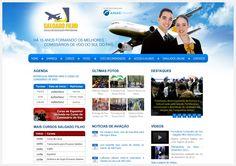 Está no ar o novo site da Escola de Educação Profissional Salgado Filho, localizada na Cidade de São Leopoldo, Região Metropolitana de Porto Alegre: www.salgadofilho.com