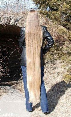 We Love Rapunzel Hair Beautiful Long Hair, Gorgeous Hair, Long Curly Hair, Curly Hair Styles, Thick Hair, Finger Wave Hair, Really Long Hair, Rapunzel Hair, Permed Hairstyles
