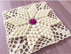 Crochet Shawl Diagram, Crochet Pillow Pattern, Crochet Square Patterns, Crochet Quilt, Crochet Fox, Crochet Blocks, Crochet Tablecloth, Crochet Squares, Crochet Granny