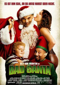 "Bad Santa ""Do you want me to make you some sandwiches, Santa?"""