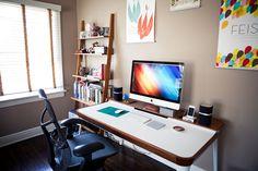50 Ideas Creativas para Tu Oficina en Casa, espacios de trabajo para que te inspires y conviertas tu el tuyo en un espacio lleno de creatividad