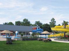 Camping in Overijssel met zwembad - de Kleine Wolf