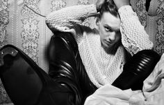 - hungertv: jamiecampbellbower by rankinphoto for...