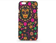 Craftdesign- Skulls Hard Cover Plastic Protection for Iphone 6/6s Hot Trend Design Pattern Craftdesign
