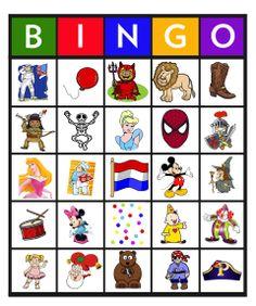 Feest: Bingo carnaval 20