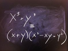 Jose Vilson challenges the frequently taught method for factoring polynomials with an example that demonstrates why he's such a highly regarded middle school math teacher.