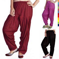 Unisex Harem Boho Festival Pants Ali Baba Trousers 100/% cotton
