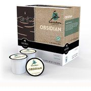 Caribou Coffee Obsidian Dark Roast K-Cups Coffee, 18 count(Case of 2) => Remarkable product available now. : K Cups