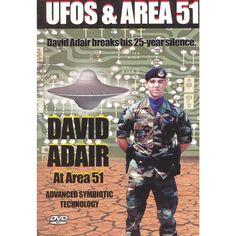 UFOs and Area 51, Vol. 3: David Adair at Area 51 (dvd_video)