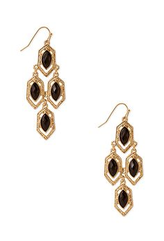 Regal Cutout Chandelier Earrings | FOREVER21 - 1000125172