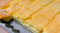 Sweet Recipes, Cake Recipes, Dessert Recipes, Cottage Cheese Desserts, Cheese Pies, Butter Cheese, Czech Recipes, Ethnic Recipes, Gateaux Cake