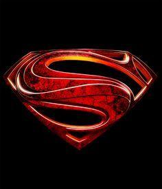 Camiseta Superman. Logo Man of Steel