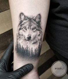 Fine Line Realistic Tattoos by Zlata Kolomoyskaya - awesome fine line wolf tattoo © tattoo artist Zlata Kolomoyskaya 💟🐺💟🐺💟🐺 -State-of-the-art Fine Line Realistic Tattoos by Zlata Kolomoyskaya - awesome fine lin. Top Tattoos, Line Tattoos, Body Art Tattoos, Sleeve Tattoos, Wolf Tattoo Design, Tattoo Design Drawings, Tattoo Designs, Forearm Word Tattoo, Howling Wolf Tattoo