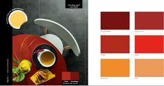 decoration-cuisine-couleurs-rouge-et-gris-contraste-couleur-jaune