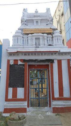 Siva temple kanchipuram