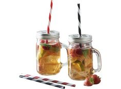 Kilner Glassæt - Oh the mojitos that could be consumed... mmmm.