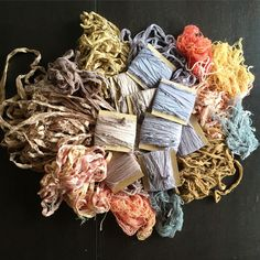 Tons of pretty ribbons in the store!! Brighten your new year!