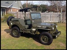 1951 Willys M38 Jeep presented as lot I36 at Kissimmee, FL 2012 - image1