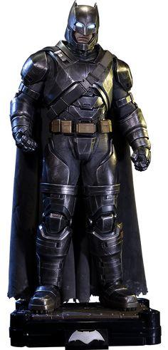 Armored Batman Polystone Statue