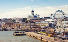 Helsinki: cruise port guide