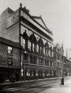 Tyne theatre, Wesgate road - 1900
