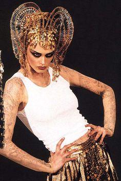 Kylie Bax, John Galliano F/W 1997