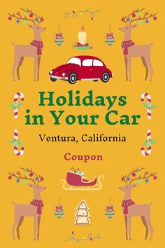 Holidays In Your Car Ventura is a fun, family-friendly Christmas season event that allows you to be safe by socially distancing in your own car. It's a drive through experience in Ventura, California where you see than one million LED lights, Projection Mapping, lasers & Holograms, all set to holiday music. Find out details including what you can expect & how tickets work. And find out how to save money with a coupon. #VenturaCalifornia #HolidayTravel #ChristmasEvent #Christmas #California