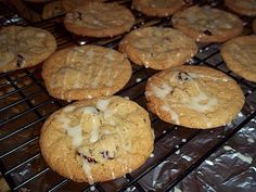 The Daily Smash: Cranberry Orange Cookies