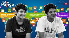 My Big Plunge feat. Young Kumaran Brothers, Founders, Go Dimensions, pow...