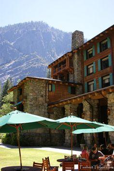 Ahwahnee Hotel, CA ... #pashnit  www.PashnitTours.com