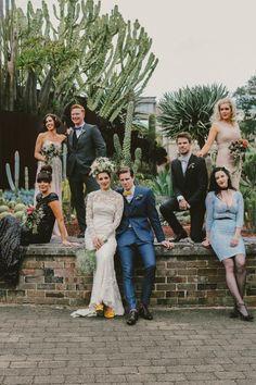 Emily & Ed's Great Gatsby Garden Wedding  / Wedding Style Inspiration / LANE (PS Instagram: the_lane)