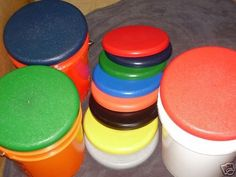 36 Colored Plastic Bucket Lids Fit 5 6 Plastic Pail | eBay Dirty thoughts