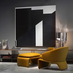 "1,712 Me gusta, 9 comentarios - Minotti spa (@minotti_spa) en Instagram: """"SHADES OF YELLOW""  #minotti #design #italiastyle #madeinitaly #luxury #italianbrand #designer…"""