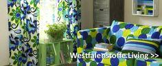 Westfalenstoffe Living http://www.quiltmaus.de/Westfalenstoffe/Westfalenstoffe-Living/