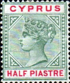 Cyprus 1902 King Edward VII SG 50 Fine Used Scott 38 Other Cyprus Stamps HERE
