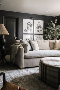 Home Living Room, Living Room Designs, Living Room Decor, Living Spaces, Feng Shui, Up House, Home Interior, Interior Design Boards, Interior Colors